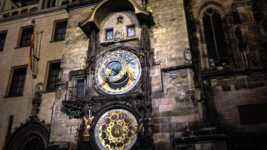 Czech Republic - Prague - Orloj